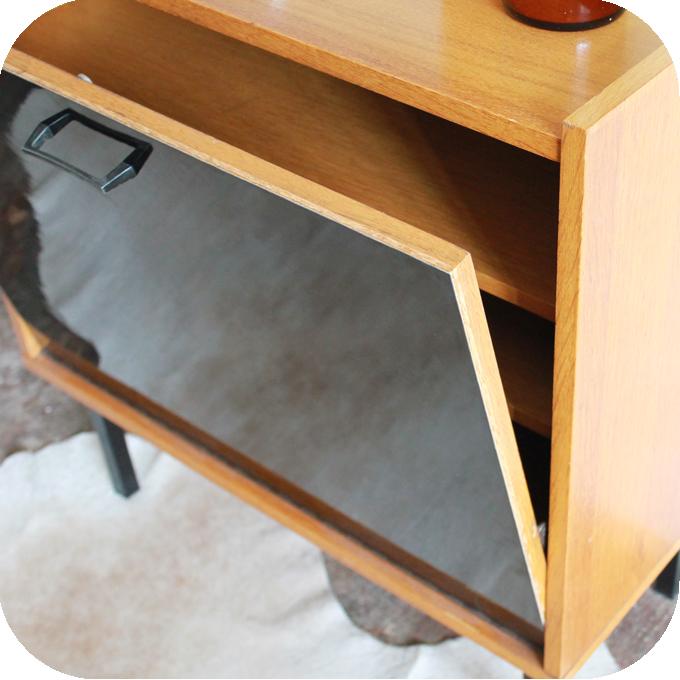 D610 meuble vintage rangement h atelier du petit parc - Meuble vintage nantes ...