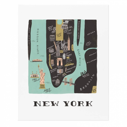 Rifle_manhattan-illustrated-art-print-arch-c-01_1A