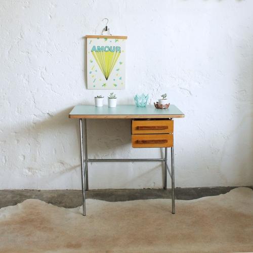 Bureau-vintage-chrome-bois-E643_a