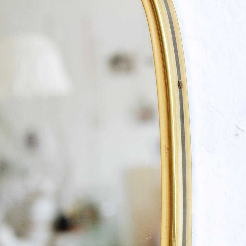 Superbe miroir r troviseur vintage atelier du petit parc for Theatre du petit miroir