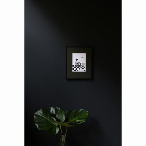 saarmanche-print-donkeremuur-klein