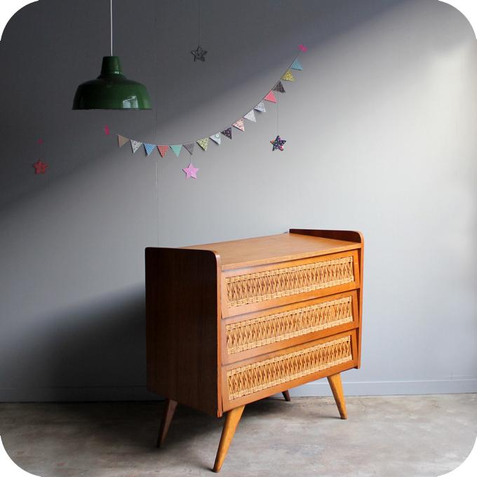 Selection De Commodes Vintage Renovees Et Vendues Par L Atelier Du