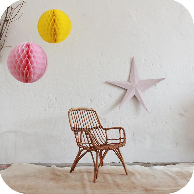 c600 fauteuil rotin vintage enfant b atelier du petit parc. Black Bedroom Furniture Sets. Home Design Ideas