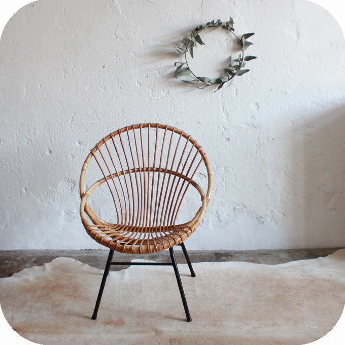 D653_Fauteuilrotinvintagecoquille-a