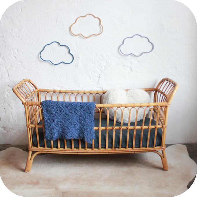 lit bebe ancien nantes atelier du petit parc. Black Bedroom Furniture Sets. Home Design Ideas