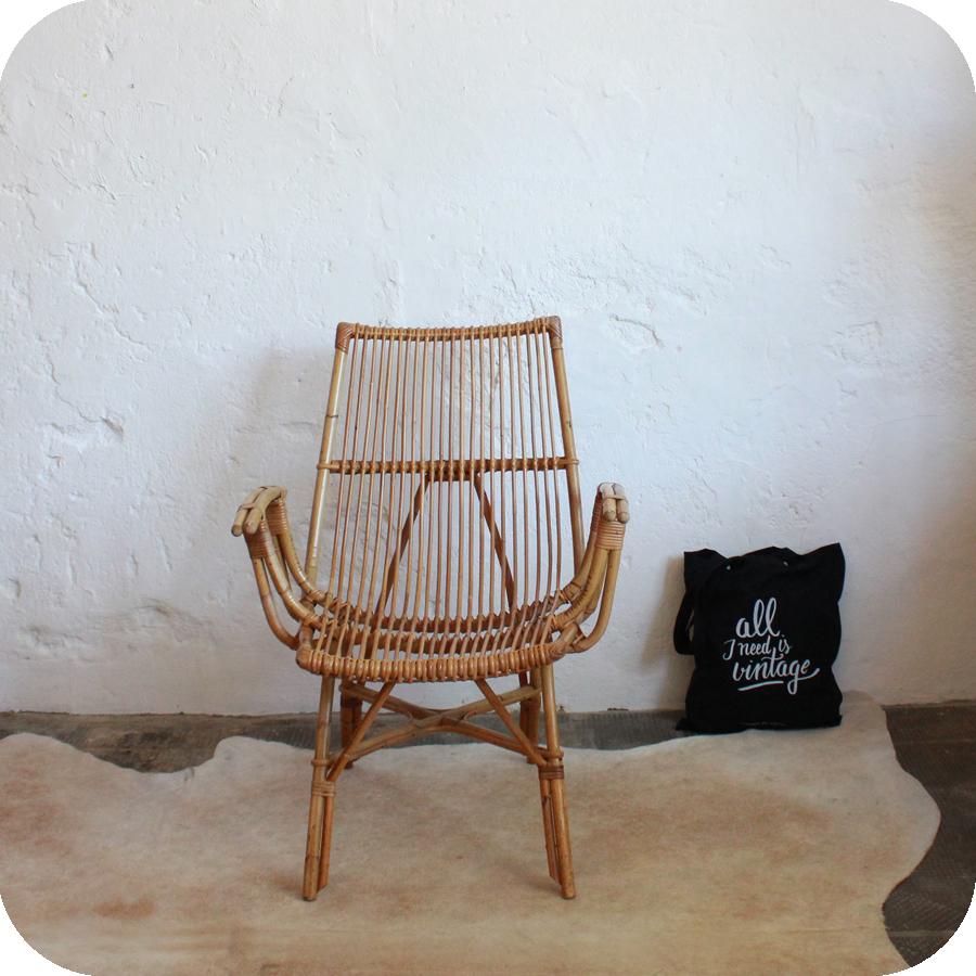 C385a-mobilierannees60-fauteuil-a