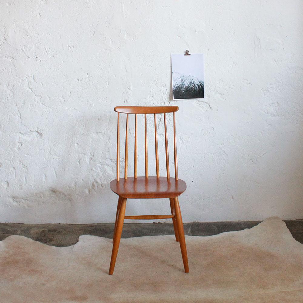 Chaise tapiovaara vintage scandinave | Atelier du petit parc