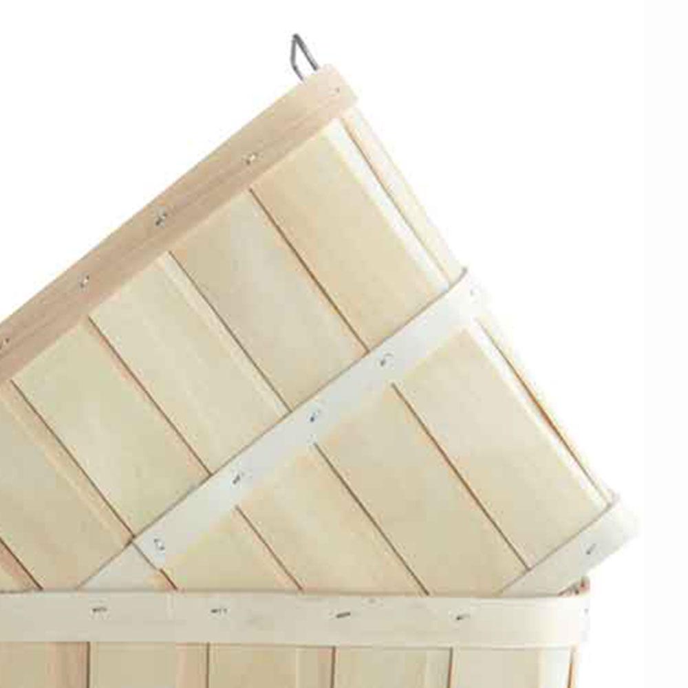 caisse rangement scandinave house doctor lamelles bouleau atelier du petit parc. Black Bedroom Furniture Sets. Home Design Ideas
