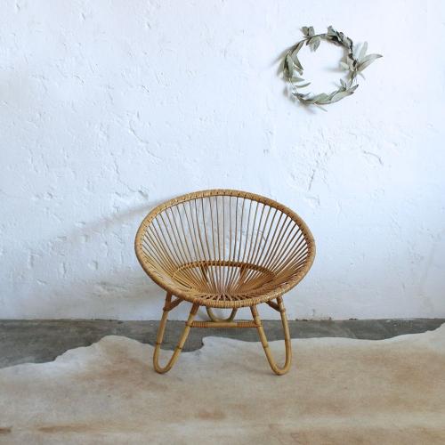 fauteuilrotinvintageboule-F597_a