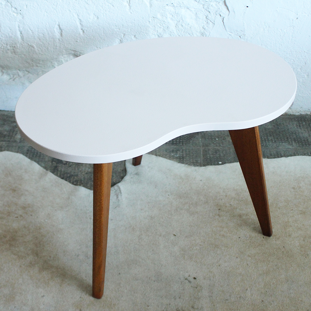 Table haricot vintage d391 c atelier du petit parc for Table basse haricot