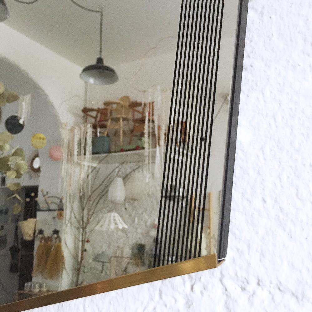 Miroir r troviseur vintage atelier du petit parc for Theatre du petit miroir