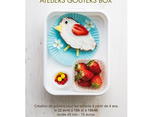 ATELIER GOURMAND – KIDS #2