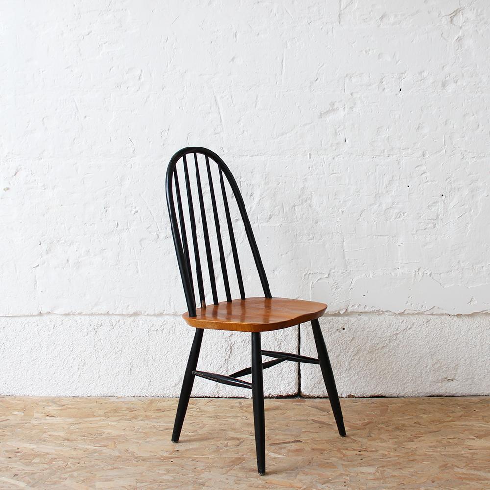 Chaise vintage scandinave pastoe atelier du petit parc - Chaises scandinaves vintage ...