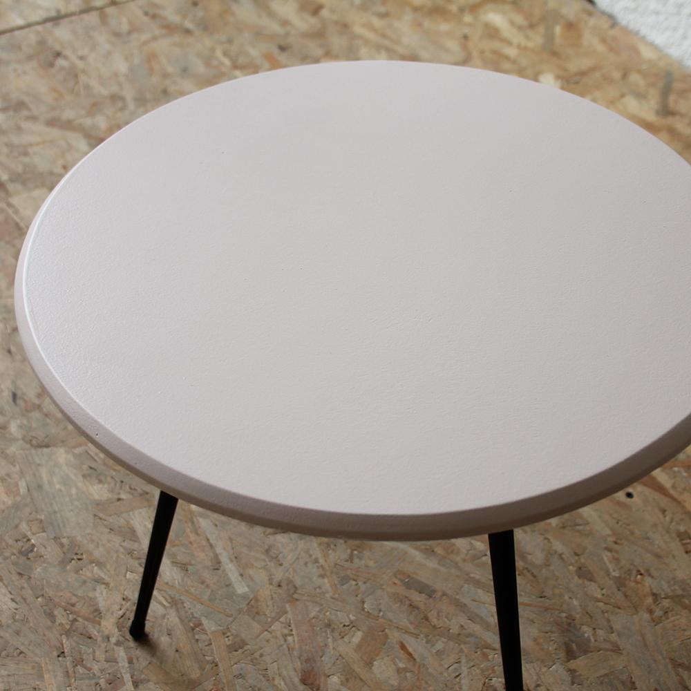 table basse tripode vintage bois b265 d atelier du petit parc. Black Bedroom Furniture Sets. Home Design Ideas
