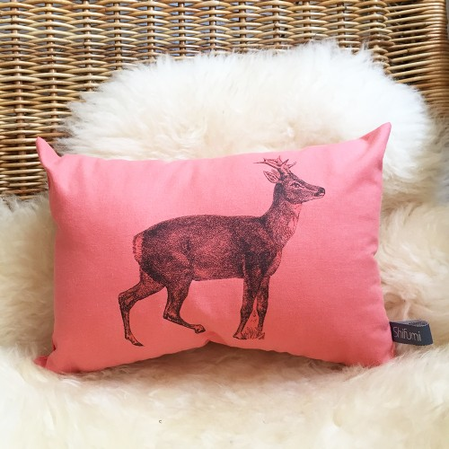 coussin-biche-corail-made-in-france-a