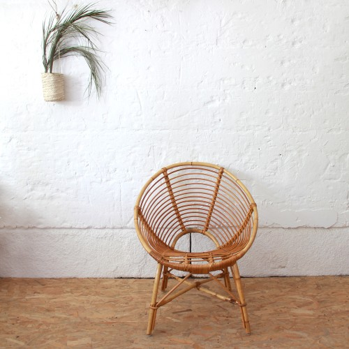 Fauteuil-rotin-vintage-oeuf-spirale-H509_a