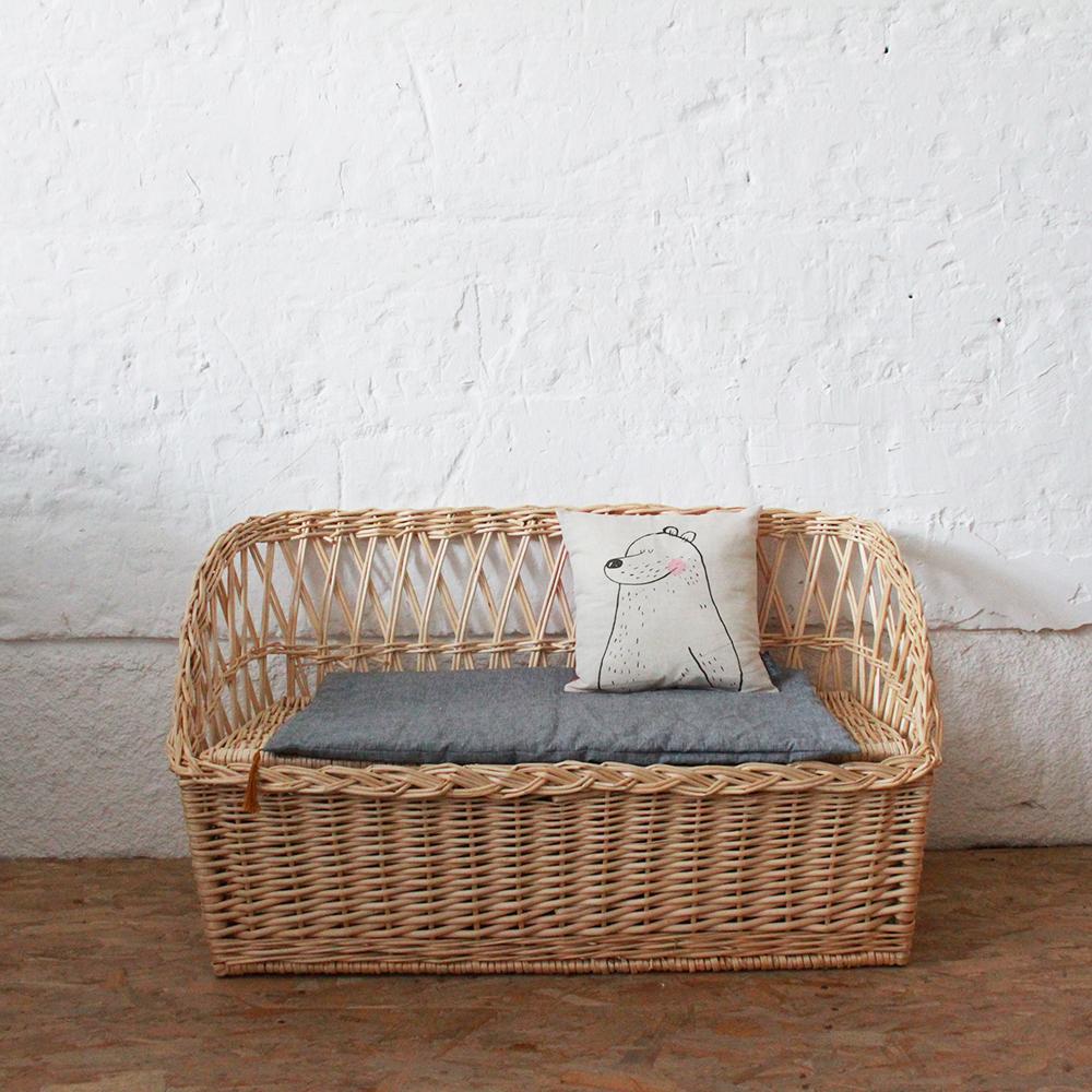 banc osier banc enfant coffre jouets en bois et rotin vintage des annes chambre d banc avec. Black Bedroom Furniture Sets. Home Design Ideas
