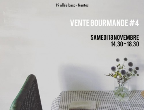 VENTE GOURMANDE