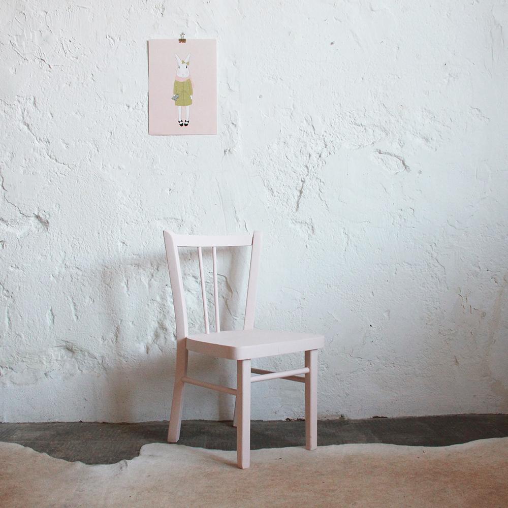 chaise enfant baumann atelier du petit parc. Black Bedroom Furniture Sets. Home Design Ideas