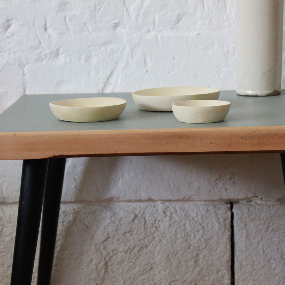 Table appoint basse vintage scandinave e295 b atelier du for Table appoint scandinave