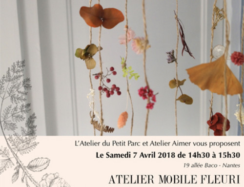 ATELIER MOBILE FLORAL