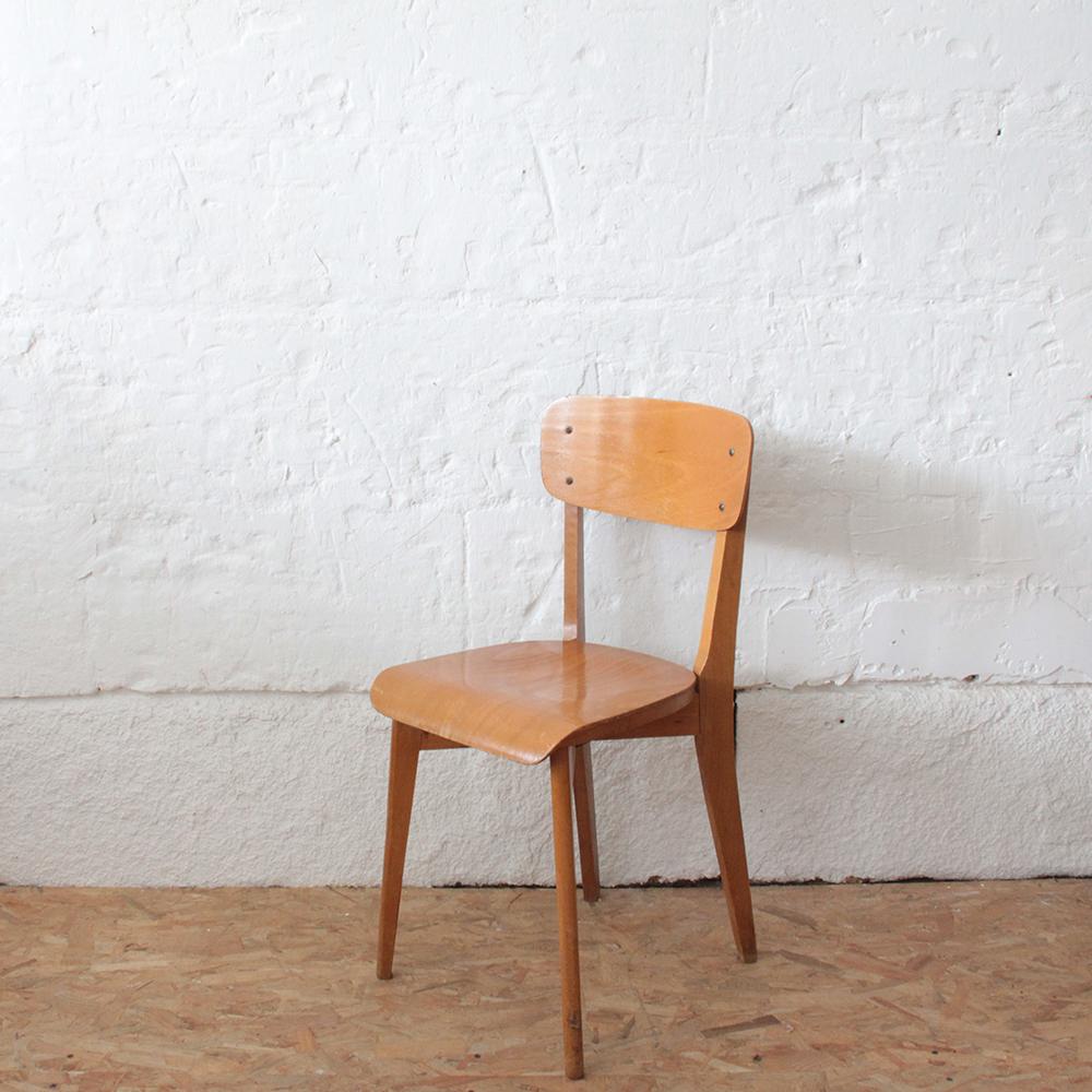 Chaise Bistrot Vintage Atelier Du Petit Parc